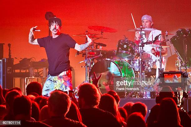 red hot chili peppers berlin