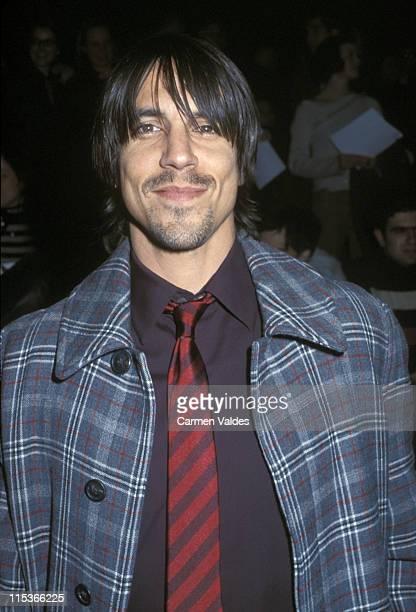 Anthony Kiedis Imagens e fotografias de stock
