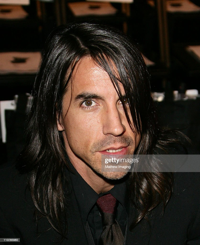 Mercedes-Benz Fall 2006 L.A. Fashion Week at Smashbox Studios - Louis Verdad - Front Row and Backstage : News Photo