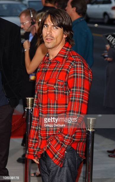Anthony Kiedis during 'One Hour Photo' Premiere at Academy Theatre in Beverly Hills California United States