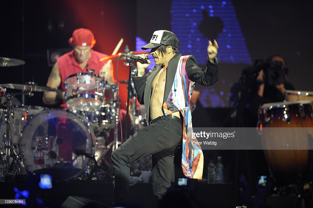 Red Hot Chili Peppers Secret Concert : News Photo