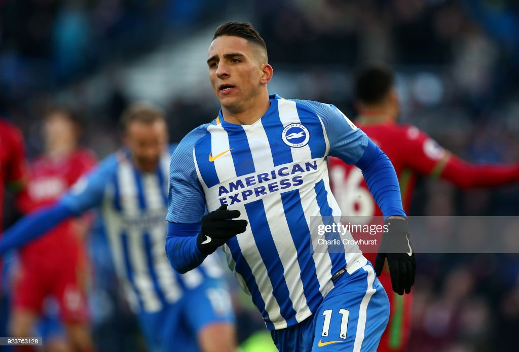 Brighton and Hove Albion v Swansea City - Premier League