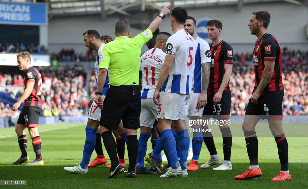 Brighton & Hove Albion v AFC Bournemouth - Premier League : News Photo