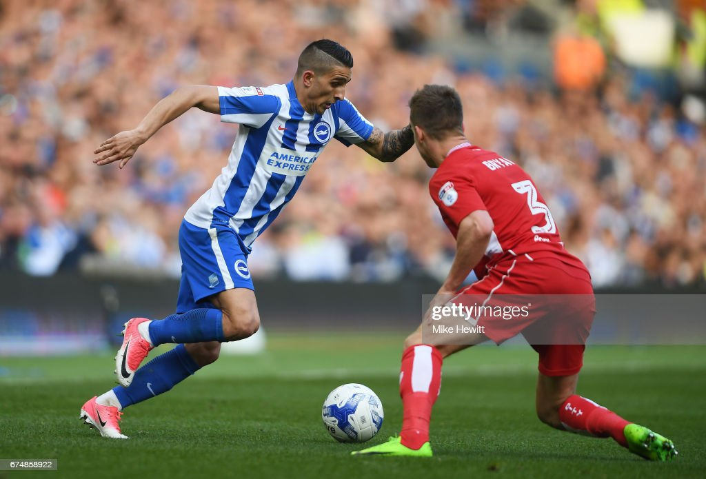 Brighton & Hove Albion v Bristol City - Sky Bet Championship : News Photo