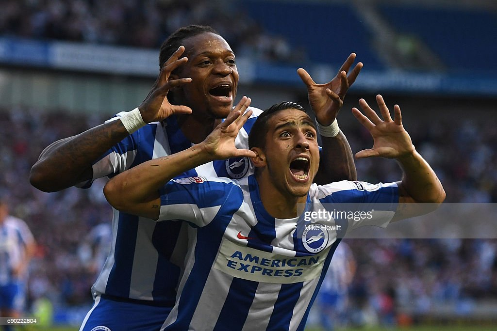 Brighton & Hove Albion v Rotherham: Sky Bet Championship : News Photo
