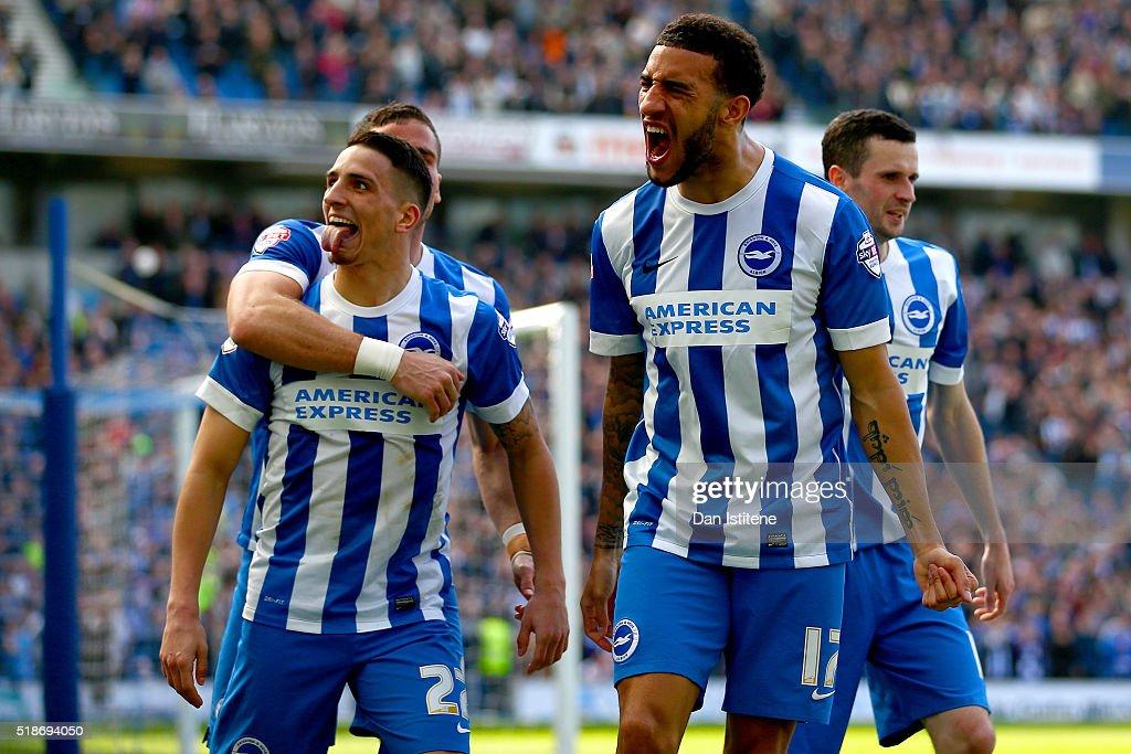 Brighton & Hove Albion v Burnley - Sky Bet Championship : News Photo