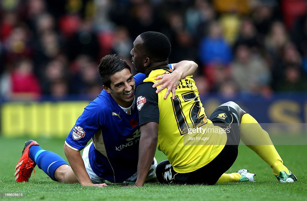 Watford v Leicester City - Sky Bet Championship
