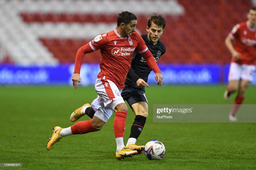 Nottingham Forest v Brentford - Sky Bet Championship : News Photo