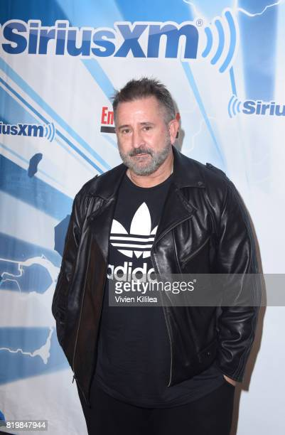 Anthony LaPaglia attends SiriusXM's Entertainment Weekly Radio Channel broadcast from Comic Con 2017 at Hard Rock Hotel San Diego on July 20 2017 in...