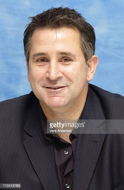 Anthony LaPaglia during 'The Guys' Press Conference with Sigourney Weaver and Anthony LaPaglia at The Four Seasons Hotel in Beverly Hills California...