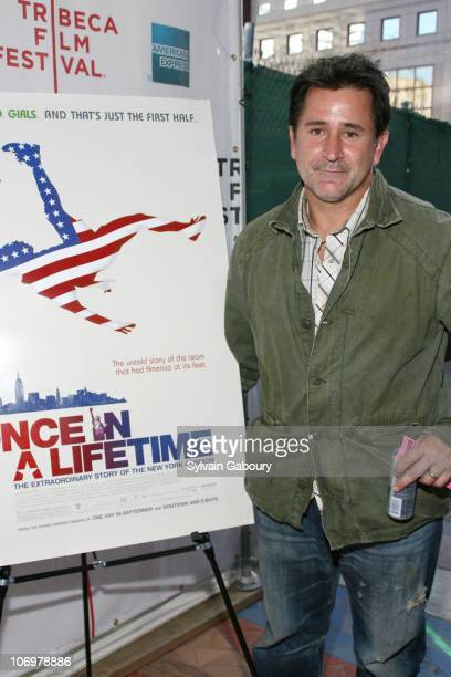 """Anthony Lapaglia during The Tribeca Film Festival screening of Miramax Films' """"Once In A Lifetime: The Extraordinary Story Of The New York Cosmos"""" -..."""