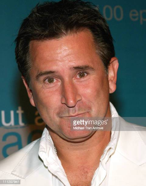 Anthony LaPaglia during 'Without A Trace' Celebrate Their 100th Episode Party Arrivals at Cabana Club in Hollywood California United States
