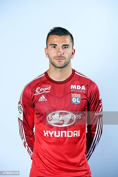 Anthony LOPES Portrait Officiel Lyon Icon Sport/MB Media
