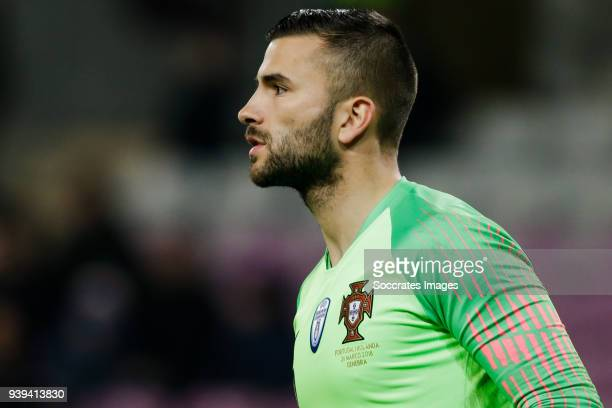 Anthony Lopes of Portugal during the International Friendly match between Portugal v Holland at the Stade de Geneve on March 26 2018 in Geneve...