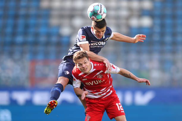 DEU: VfL Bochum 1848 v FC Würzburger Kickers - Second Bundesliga