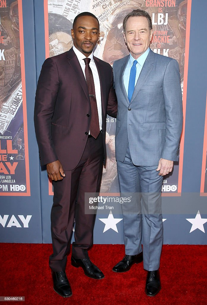 """Premiere Of HBO's """"All The Way"""" - Arrivals : News Photo"""