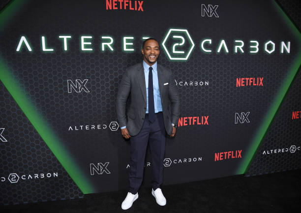"NY: Netflix's ""Altered Carbon"" Season 2 Photo Call"