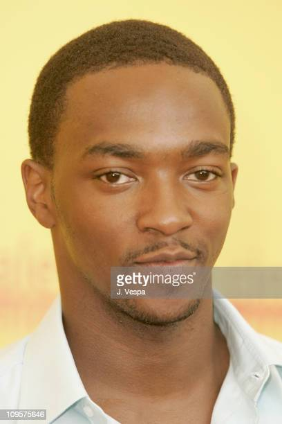 Anthony Mackie during 2004 Venice Film Festival She Hate Me Photo Call at Casino in Venice Lido Italy