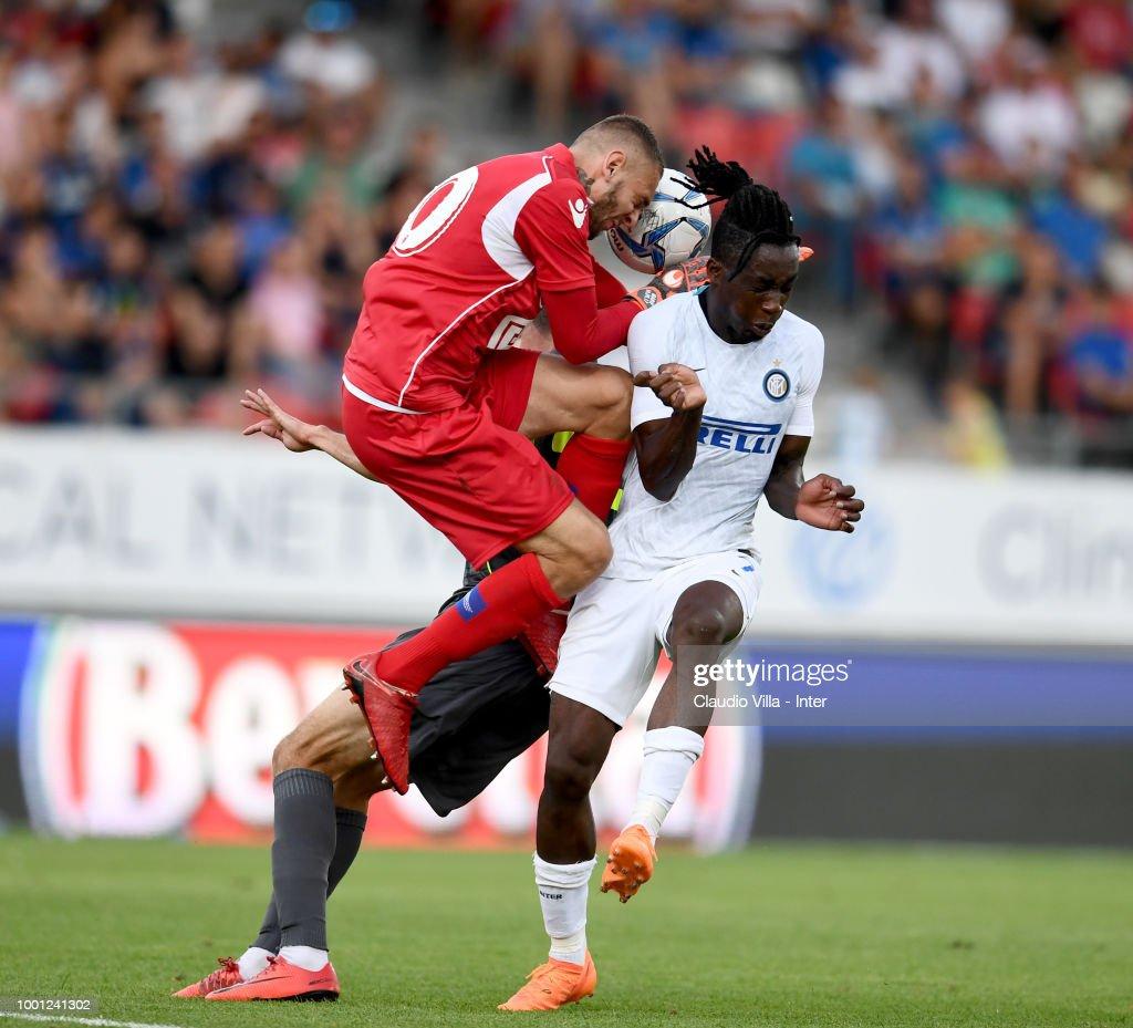 FC Sion v FC Internazionale - Pre-Season Friendly