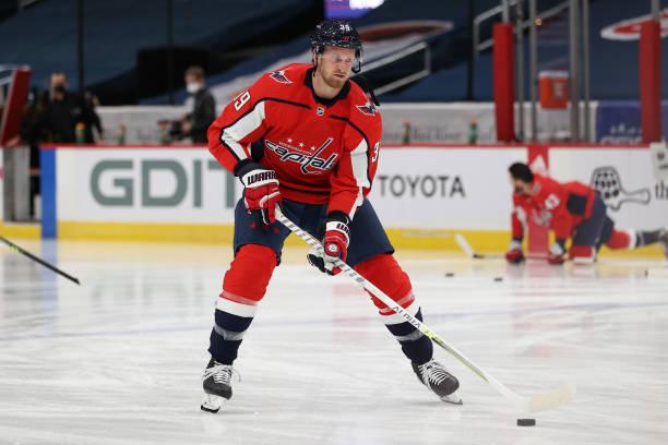 DC: Philadelphia Flyers v Washington Capitals