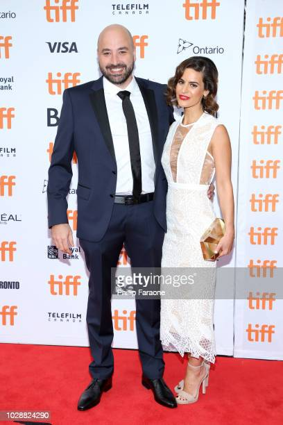 Anthony Maras and guest attend the Hotel Mumbai premiere during 2018 Toronto International Film Festival at Princess of Wales Theatre on September 7...