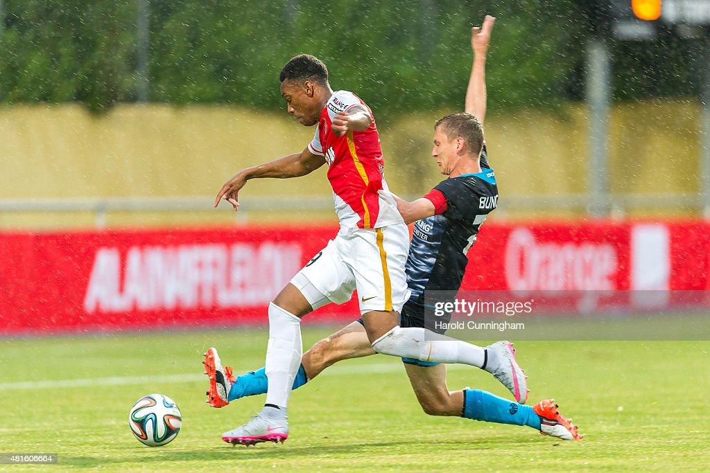 1. FSV Mainz 05 v AC Monaco - Pre-Season Friendly : News Photo