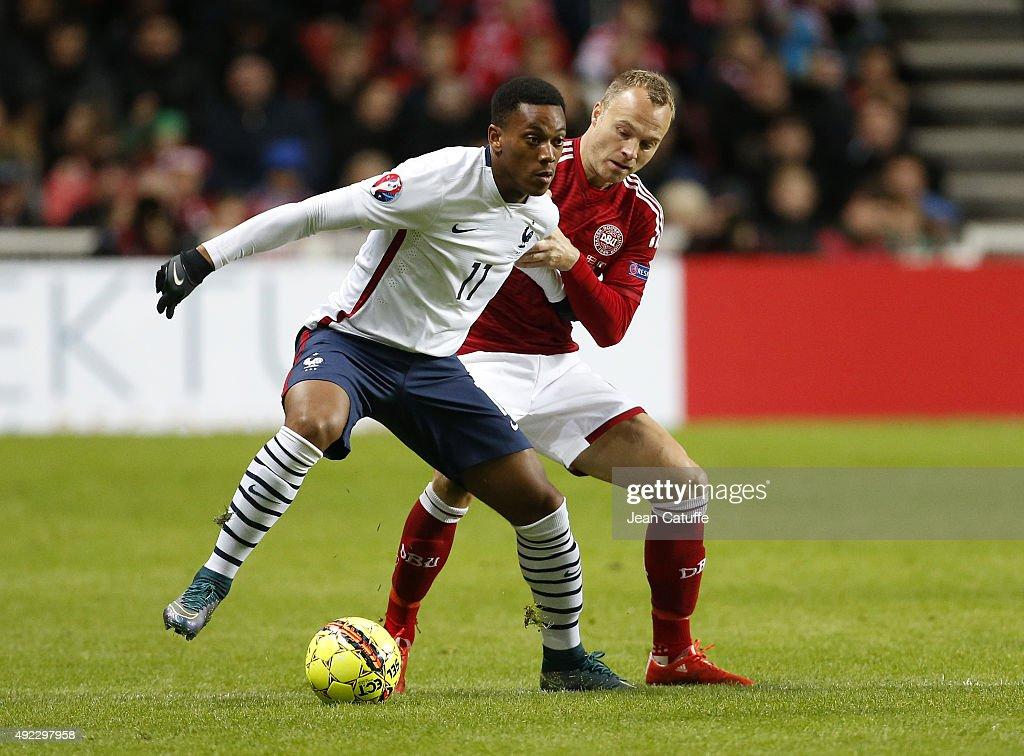 Denmark v France - International Friendly : News Photo