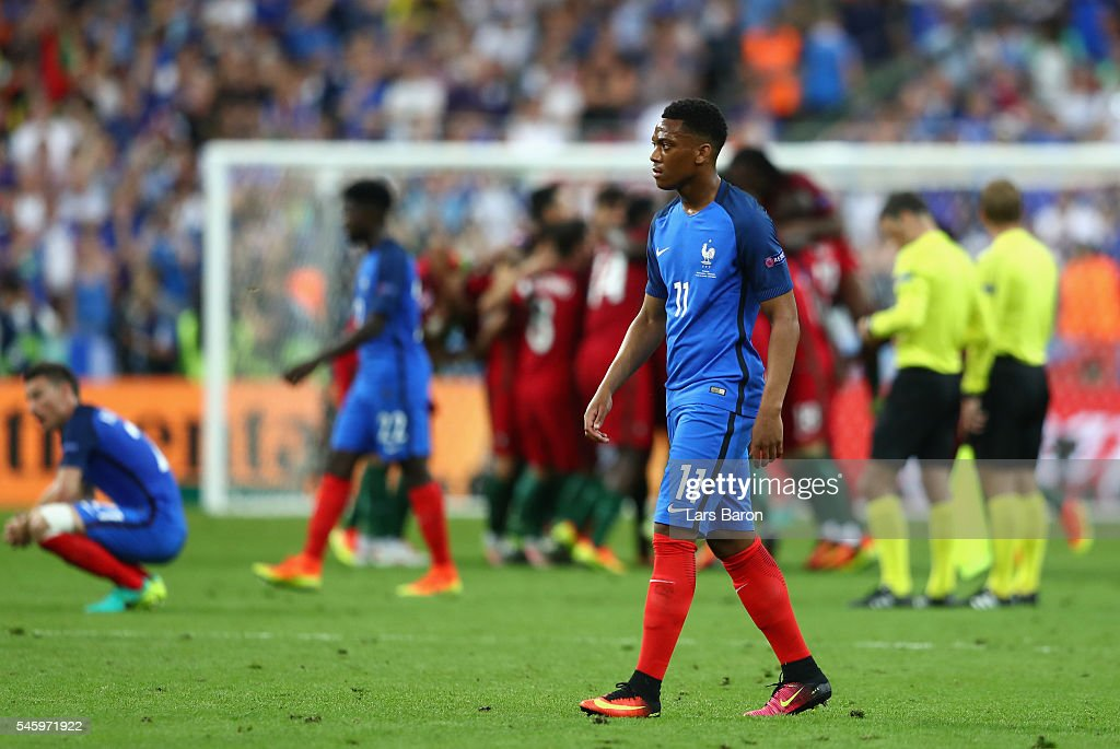 Portugal v France - Final: UEFA Euro 2016 : News Photo