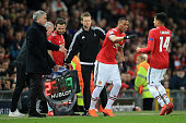 manchester england anthony martial man utd