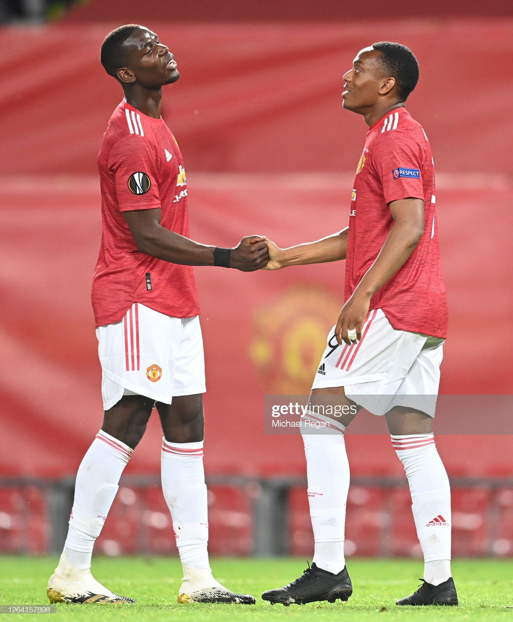 Manchester United v LASK - UEFA Europa League Round of 16: Second Leg : News Photo