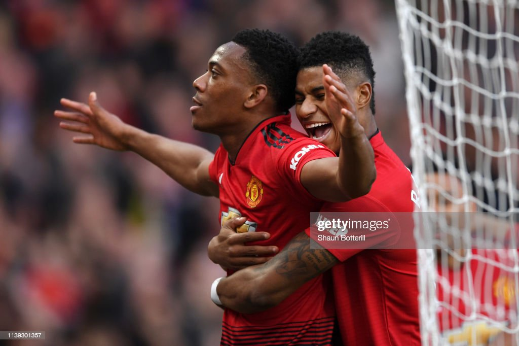 Manchester United v Watford FC - Premier League : News Photo