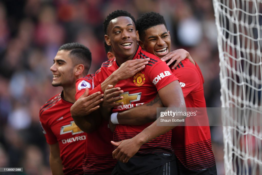 GBR: Manchester United v Watford FC - Premier League