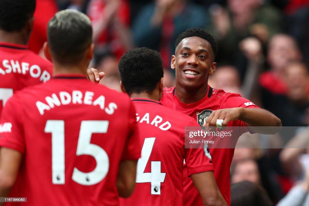 Manchester United v Chelsea FC - Premier League : Fotografia de notícias