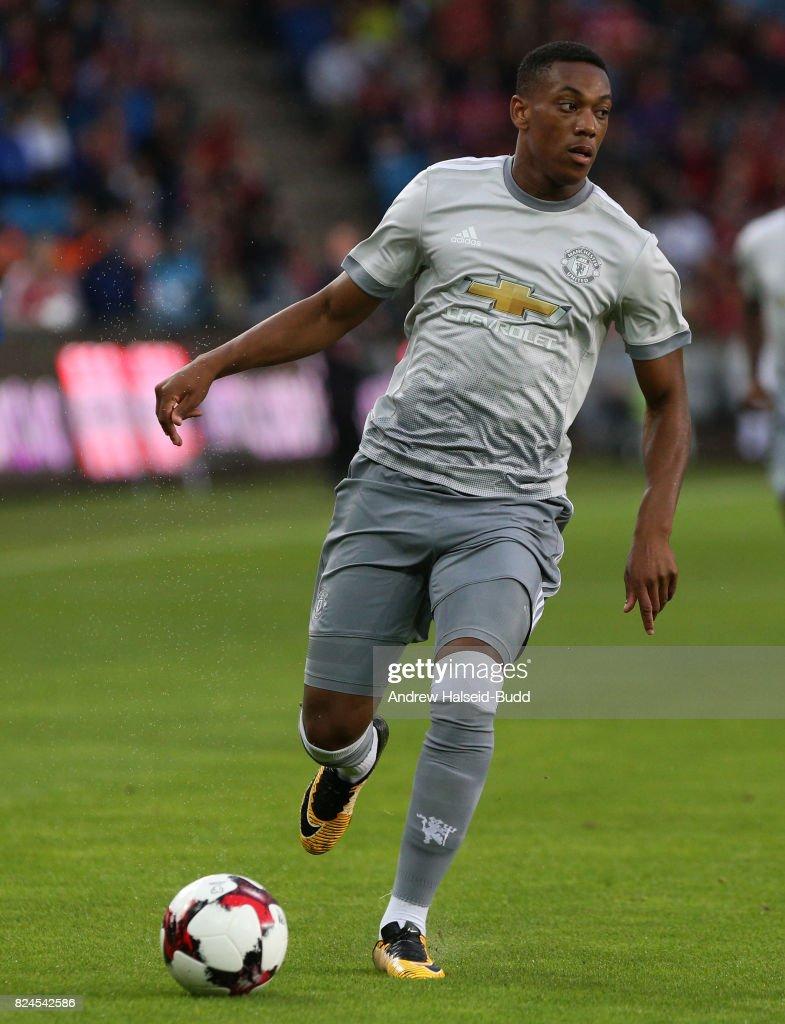 Valerenga v Manchester United - Pre-Season Friendly : News Photo