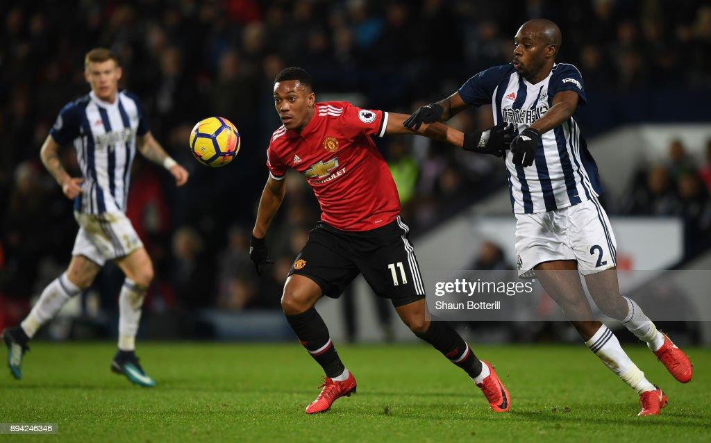 West Bromwich Albion v Manchester United - Premier League : Fotografía de noticias