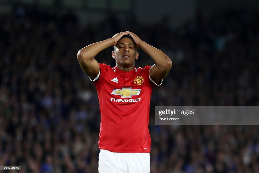 Brighton and Hove Albion v Manchester United - Premier League : News Photo