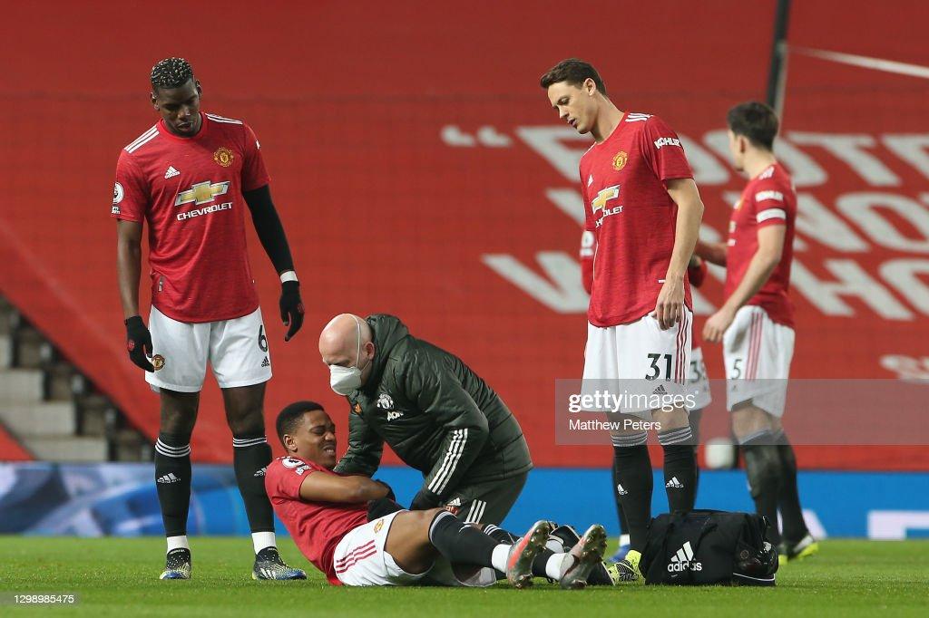 Manchester United v Sheffield United - Premier League : ニュース写真