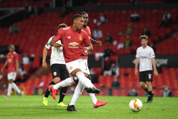 GBR: Manchester United v LASK - UEFA Europa League Round of 16: Second Leg
