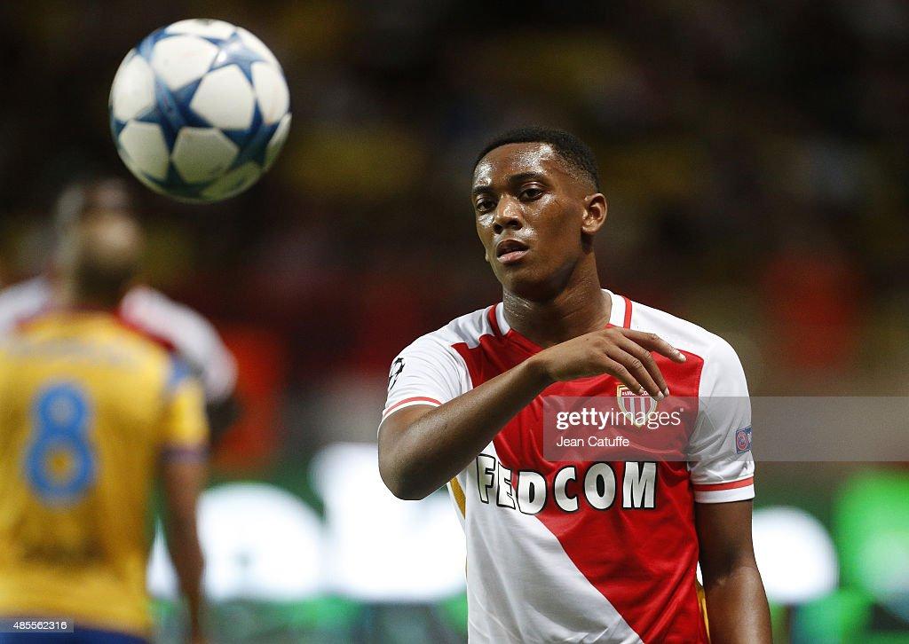 AS Monaco v Valencia CF - UEFA Champions League Play Off Round 2nd Leg : News Photo