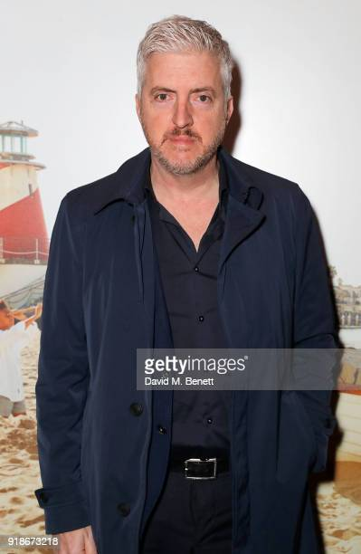 Anthony McCarten attends the Newport Beach Film Festival UK Honours in association with Visit Newport Beach at The Rosewood Hotel on February 15 2018...