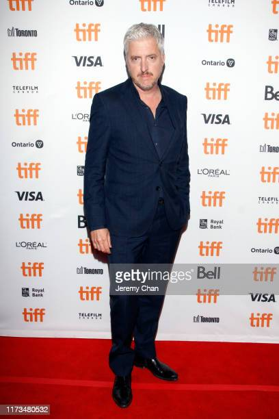"""Anthony McCarten attends """"The Two Popes"""" premiere during the 2019 Toronto International Film Festival at Winter Garden Theatre on September 09, 2019..."""