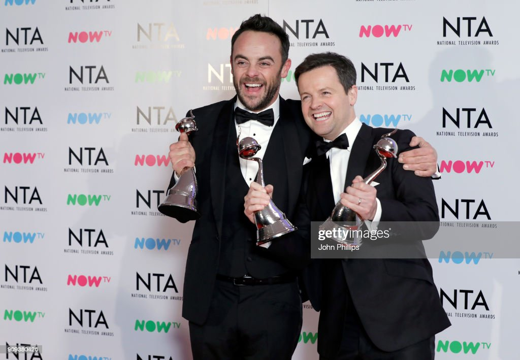 National Television Awards 2018 Highlights