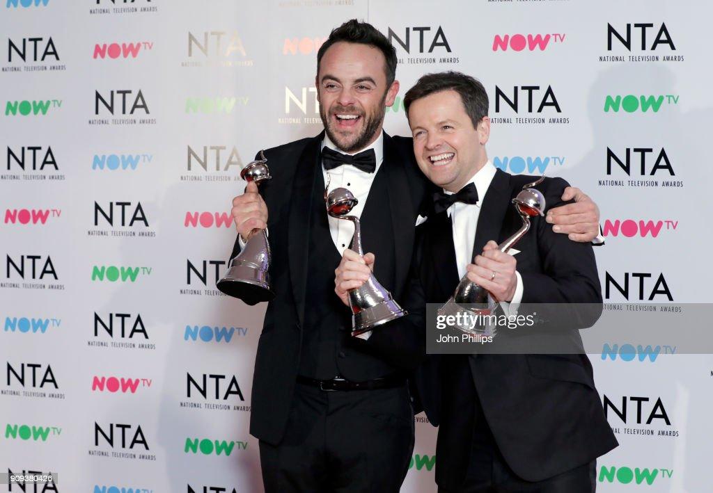 National Television Awards 2018 Highlights