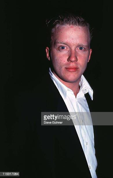 Anthony Michael Hall during Anthony Michael Hall at Club USA 1993 at Club USA in New York City New York United States