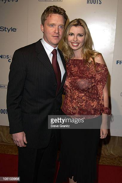 Anthony Michael Hall during Producer Brad Grey Honored at Project ALS Friends Finding A Cure at Regent Beverly Wilshire Hotel in Beverly Hills...