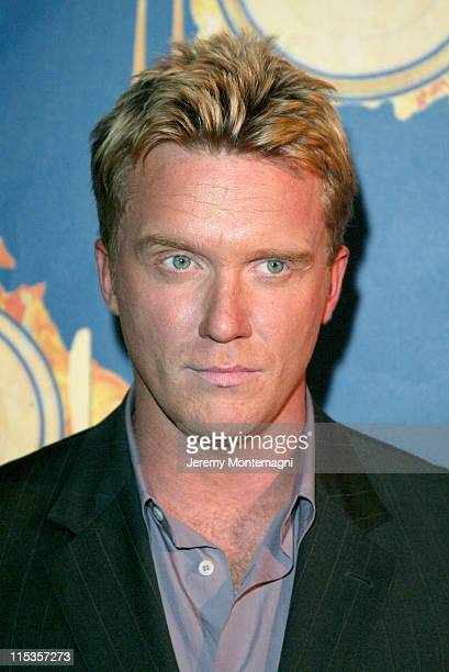 Anthony Michael Hall during The Hollywood Radio And Television Society's 1st Annual Roast In Honor Of Jeff Zucker at Century Plaza Hotel in Century...