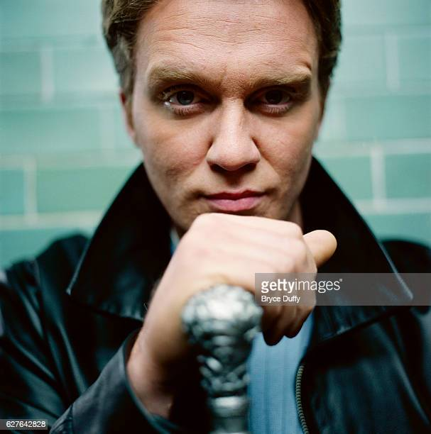 Anthony Michael Hall plays Johnny Smith in the tv series The Dead Zone