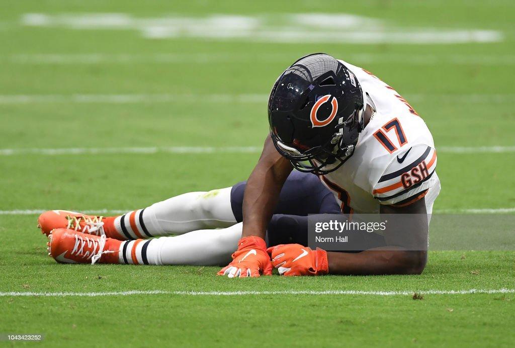 Chicago Bears v Arizona Cardinals : News Photo