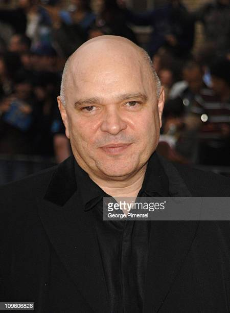 Anthony Minghella director during 31st Annual Toronto International Film Festival 'Breaking and Entering' Premiere Arrivals at Roy Thompson Hall in...