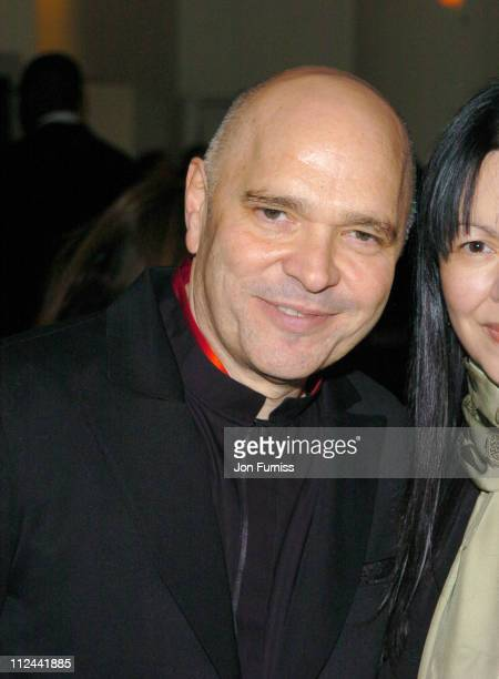 Anthony Minghella during 2004 BAFTA Awards Inside Arrivals at The Odeon Leicester Square in London United Kingdom